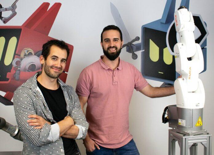 Alias Robotics CEO Endika Gil-Uriarte