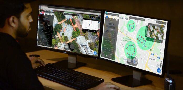 Drone Fleet Management
