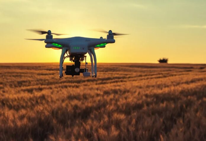 Agricultural drones